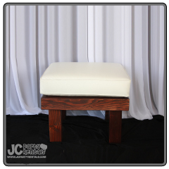 2' x 2' Cushion Bench