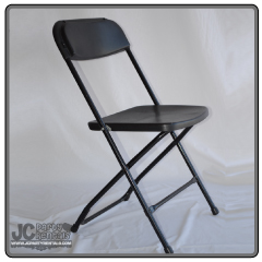 Black Samsonite Folding Chairs .  sc 1 st  JC Party Rentals & Santa Monica Folding Chair Rentals - Folding Corporate Chair Rentals ...