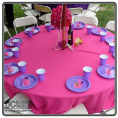 Outdoor Table Rentals